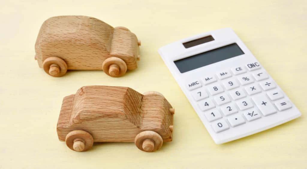 自動車と費用