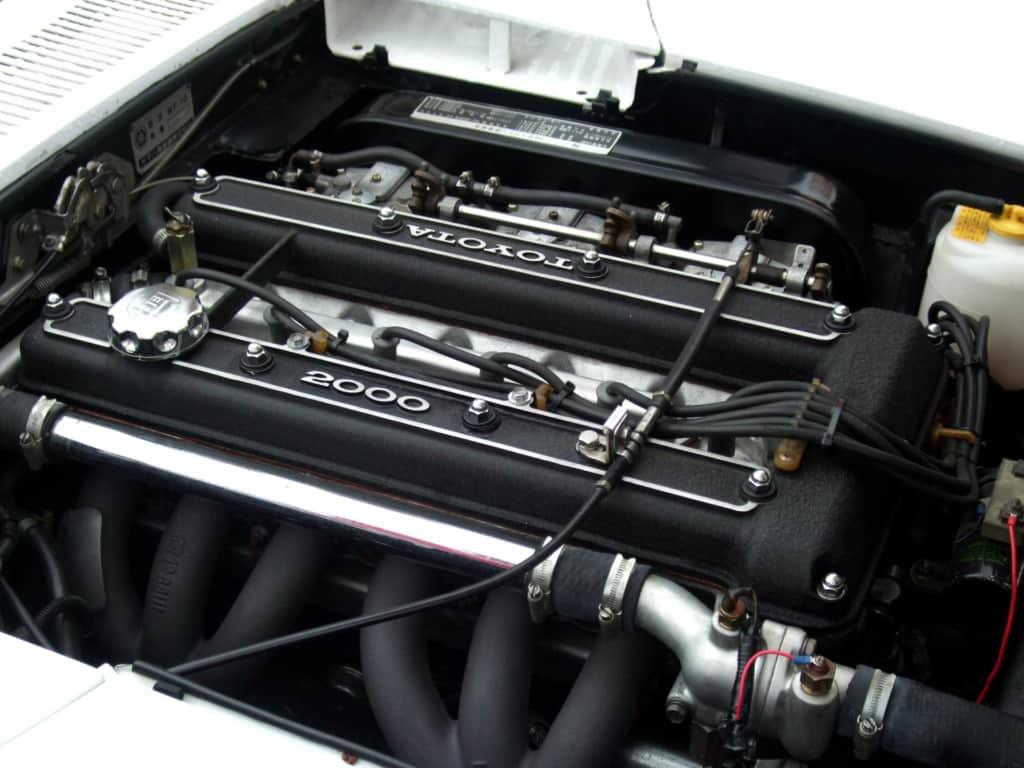 トヨタ車のエンジン