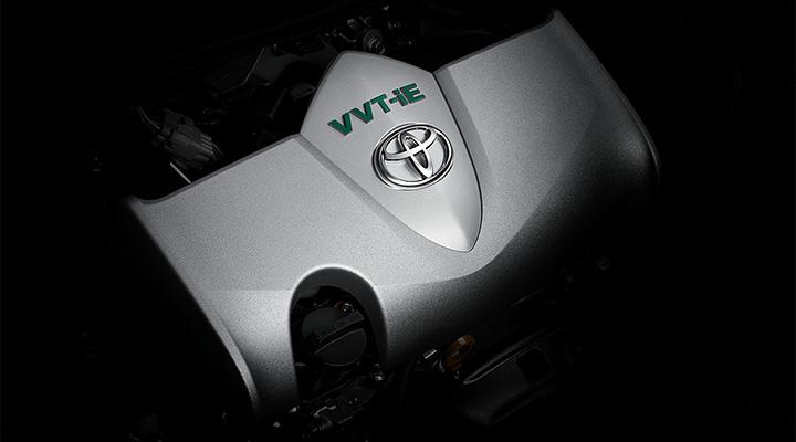 トヨタ ハイブリッドエンジン