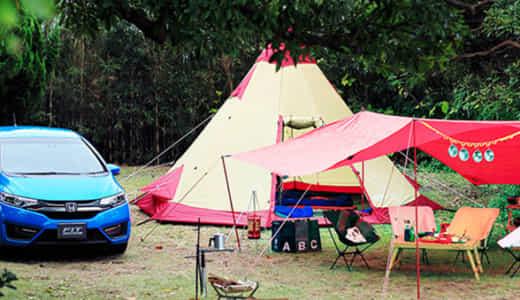 ホンダ フィットがキャンプに不向きな理由4つ