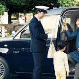 ジャパンタクシー スライドドア