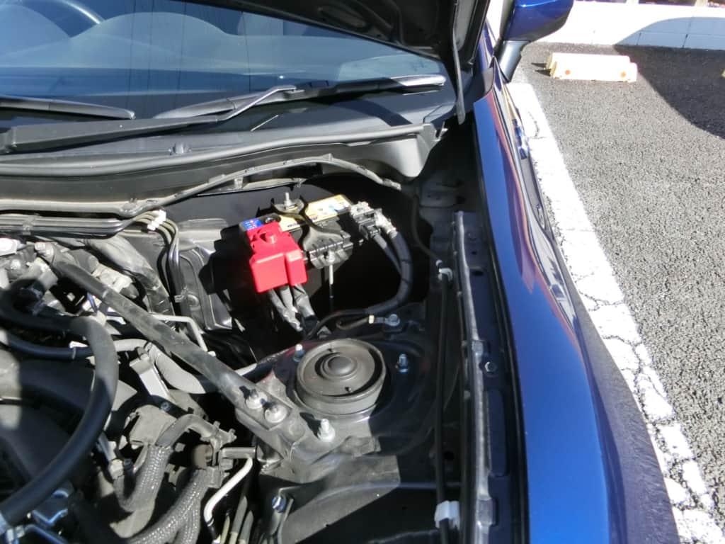 スバル車のエンジン