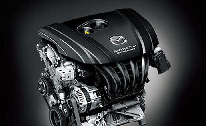 CX-3 ディーゼルエンジン