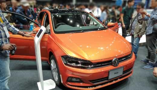 VW新型ポロのフルモデルチェンジ!内装や画像を公開【東京モーターショー2017】