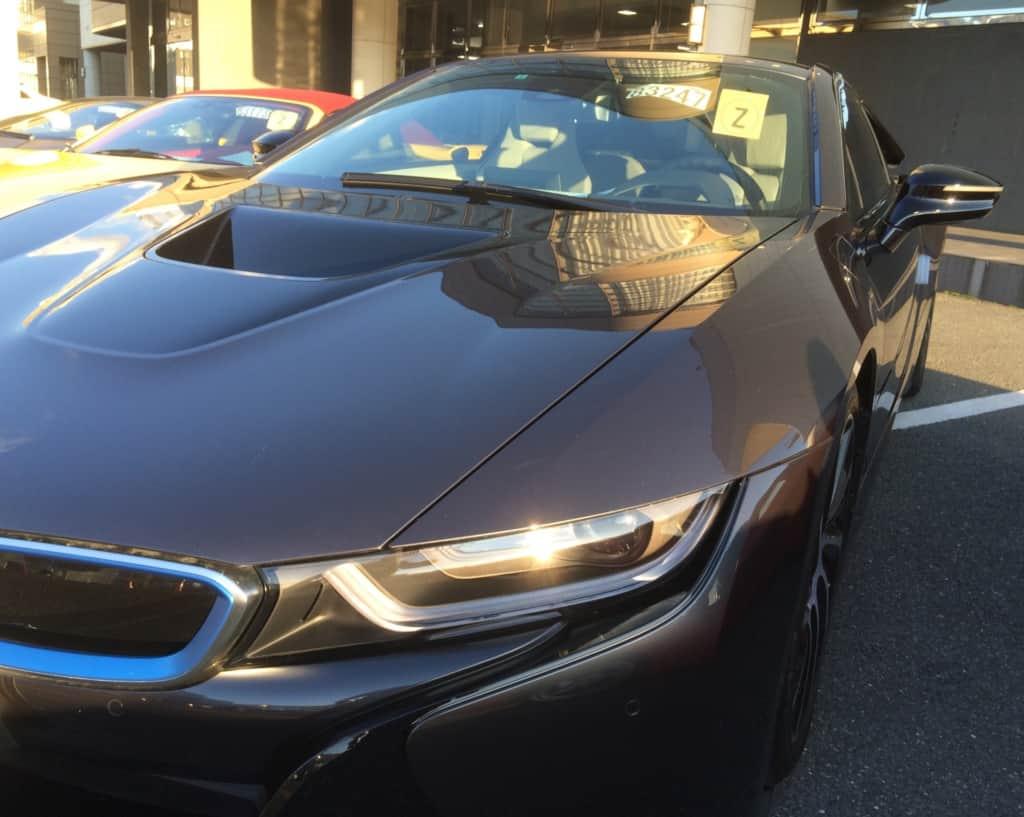 BMWの黒