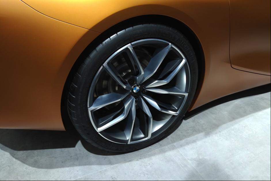 BMW Z4次期型のホイール