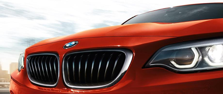 BMWフェイス