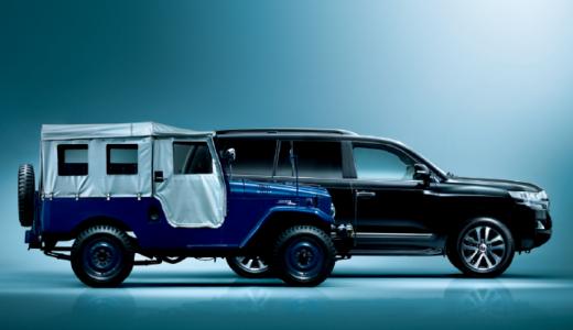 トヨタ ランクル(ランドクルーザー)がキャンプに最適な理由4つ