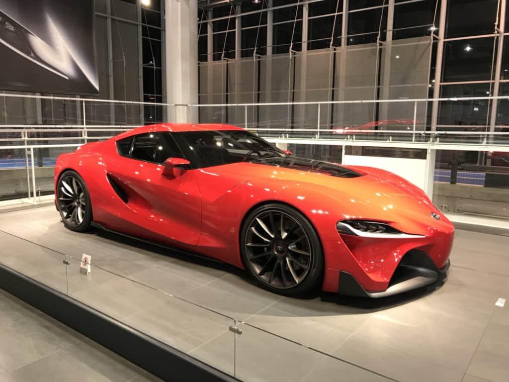 FT-1展示車