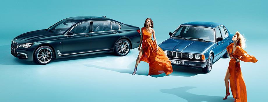 BMWの車種