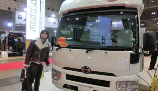リエッセ2のキャンピングカー内装や値段【バスコン】RV BIG FOOT ACSオアシスSH
