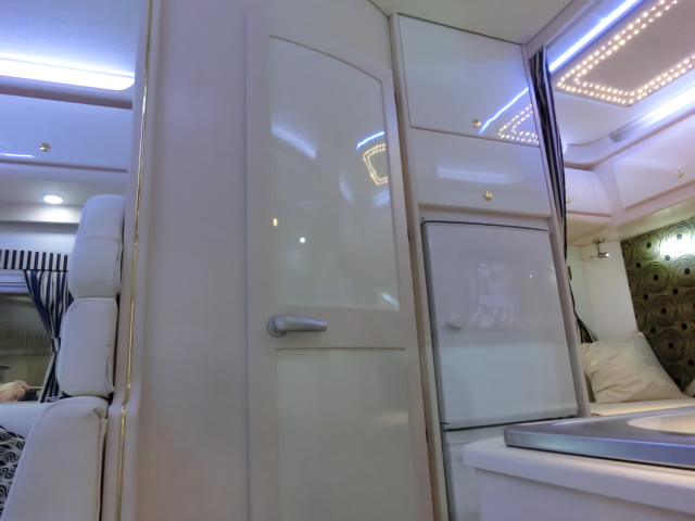 ACSオアシスSHの冷蔵庫