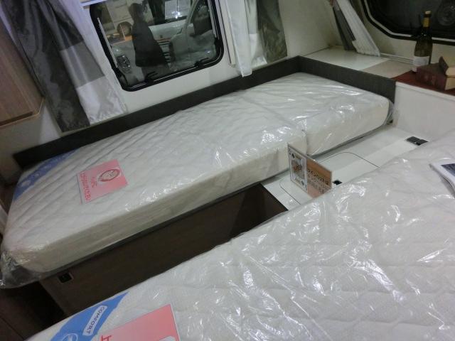アンタレススタイルのベッド