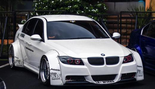 【画像】BMW3シリーズのカスタム例まとめ!改造・ドレスアップする方必見!
