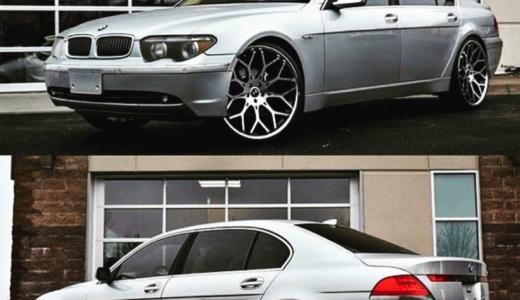 【画像】BMW7シリーズのカスタム例まとめ!改造・ドレスアップする方必見!