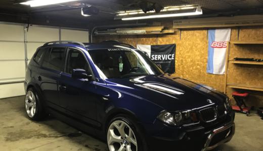 【画像】BMW X3のカスタム例まとめ!改造・ドレスアップする方必見!