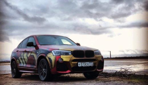【画像】BMW X4のカスタム例まとめ!改造・ドレスアップする方必見!