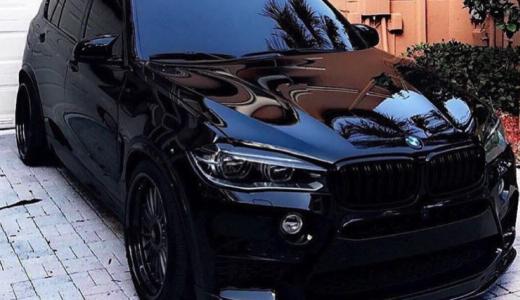 【画像】BMW X5のカスタム例まとめ!改造・ドレスアップする方必見!