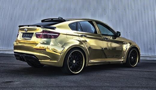 【画像】BMW X6のカスタム例まとめ!改造・ドレスアップする方必見!
