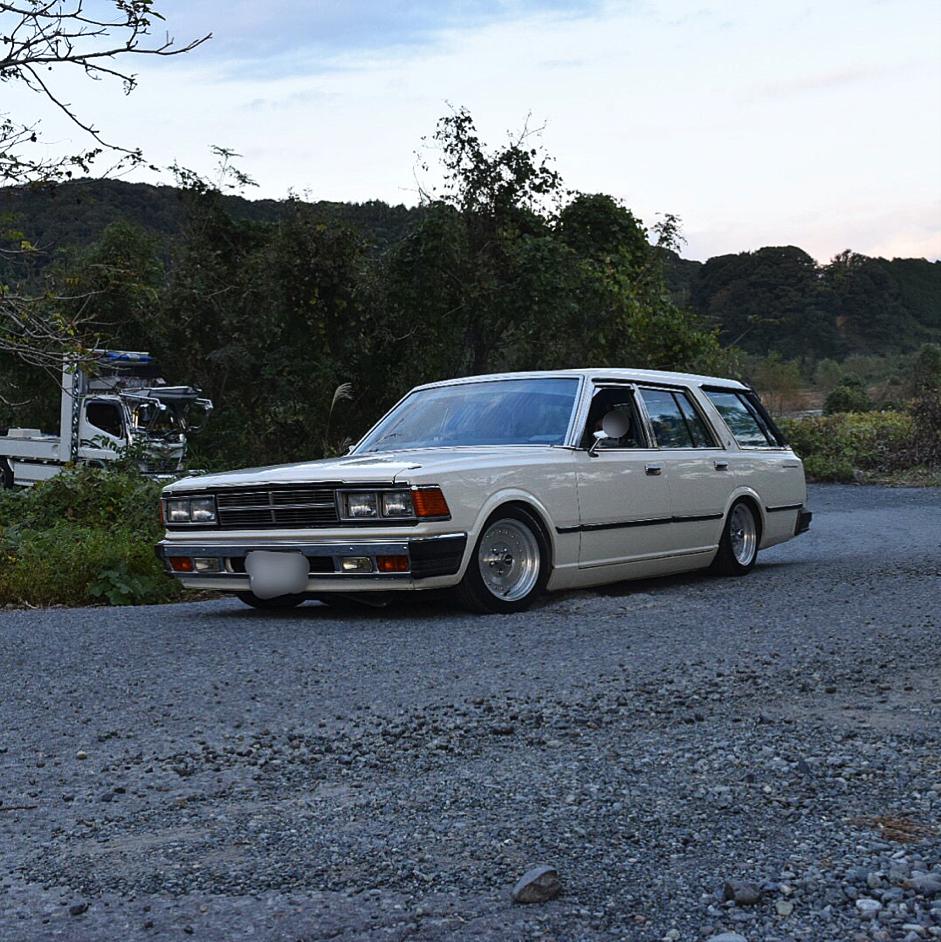 セドリックワゴン430カスタム