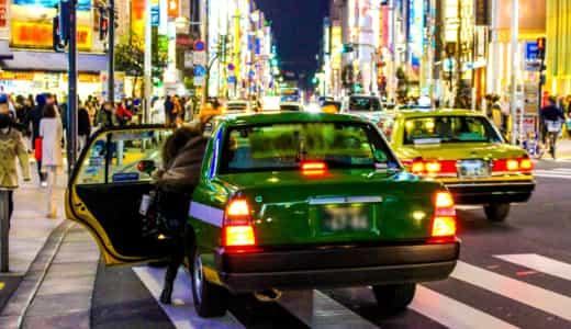 タクシーにクラウンが多い7つの理由!なぜクラウンなのか解説!
