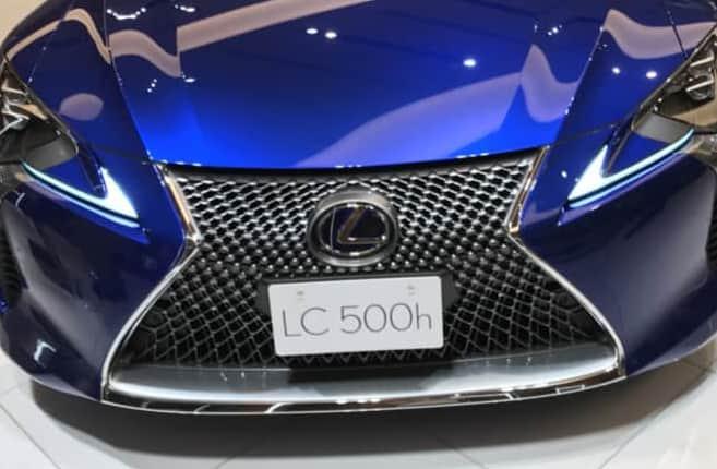 レクサスLC500h