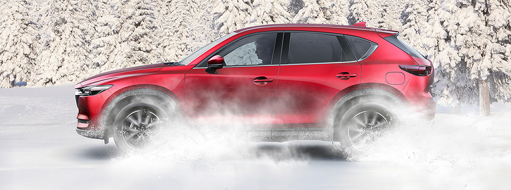 CX-5 i-ACTIVE AWD