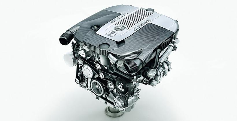 ベンツ V12 エンジン