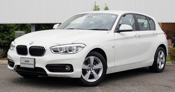 BMW 1シリーズ 認定中古車