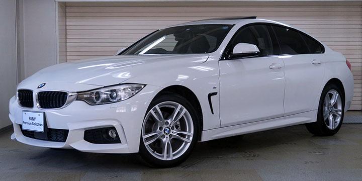 BMW 4シリーズ 認定中古車