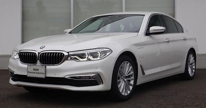 BMW 5シリーズ 認定中古車