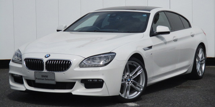 BMW 6シリーズ 認定中古車