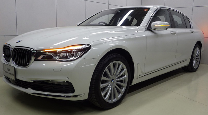 BMW 7シリーズ 認定中古車