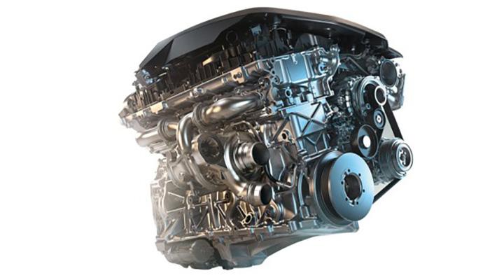 直列6気筒エンジン
