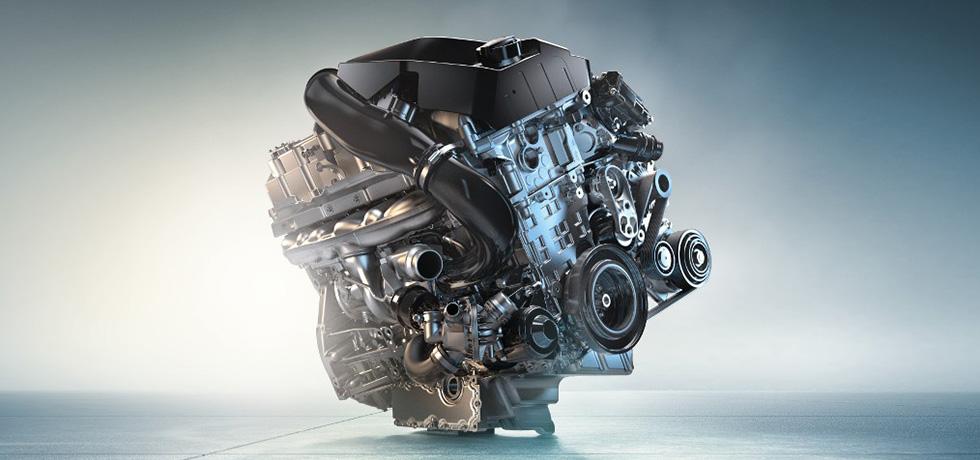 BMW 直列6気筒エンジン