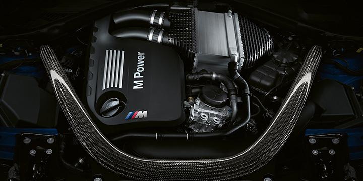 BMW M Power エンジン
