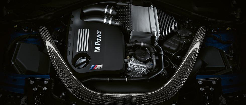 BMW M3のエンジン