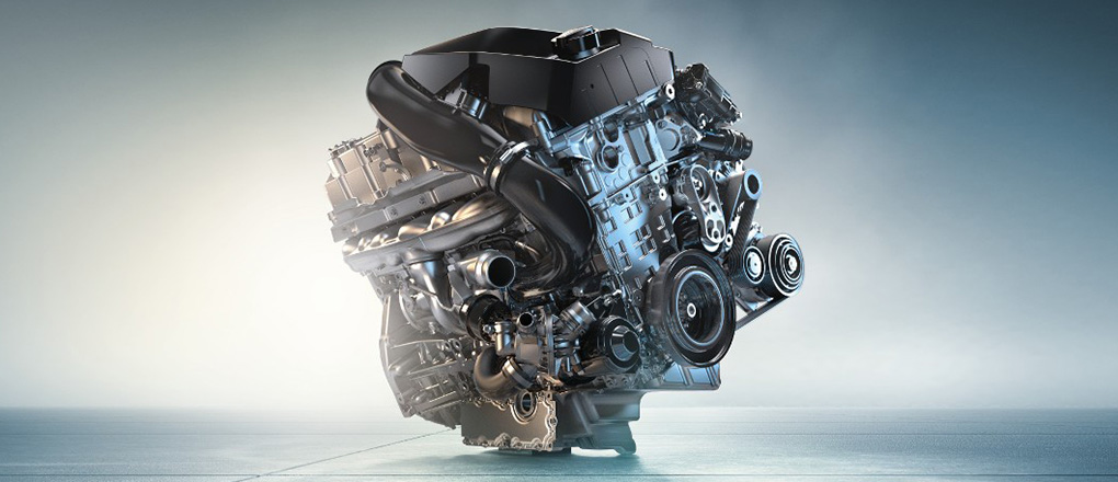 BMW 直4エンジン