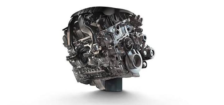 BMW 直6エンジン