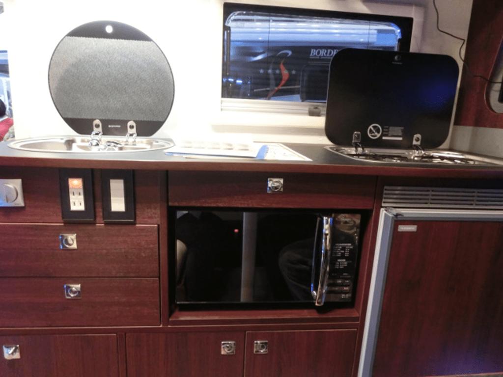 ボーダーバンクスエボリューション タイプT キッチン