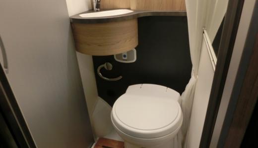 キャンピングカーのトイレの処理・掃除の仕組み!トイレ付きがいいのか解説!