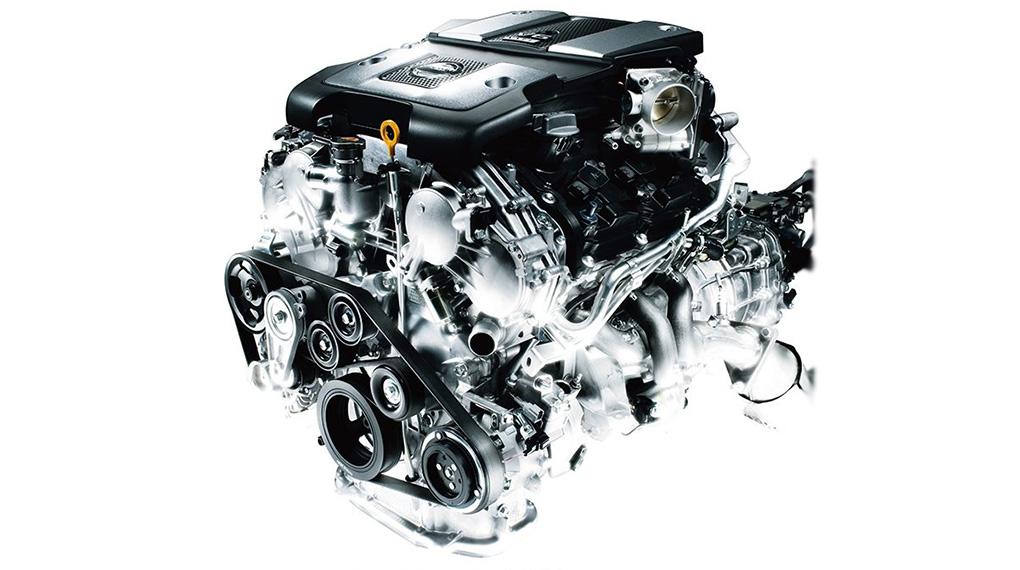 フェアレディZ V6 エンジン