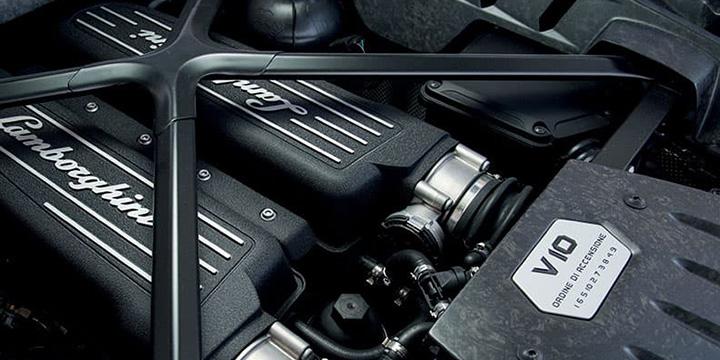 ウラカン V10エンジン