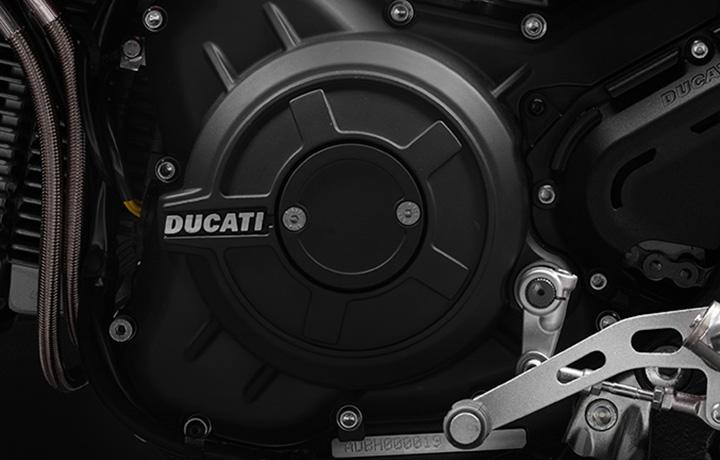 デュカティ モンスター797 エンジン