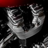 CB1100 空冷エンジン