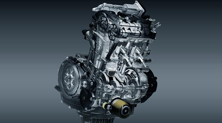 ホンダ CBR250RR エンジン