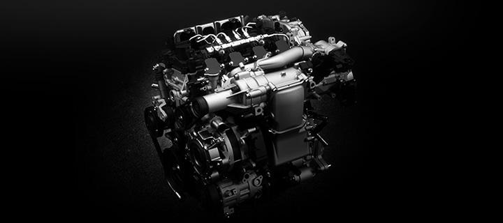 SPCCIエンジン