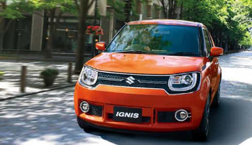 イグニスの加速性能を解説!0-100km/h加速タイムはどのくらい?