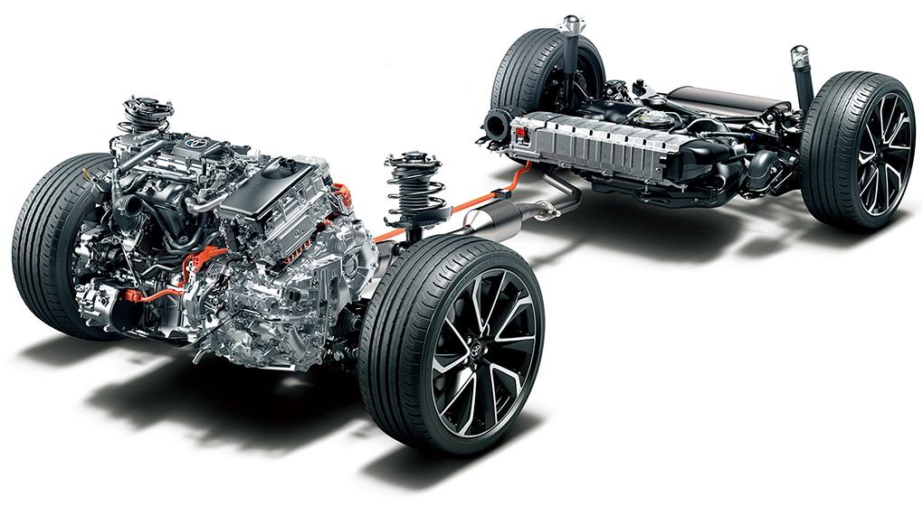 トヨタ カローラ スポーツのエンジン