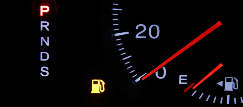 燃料メーター